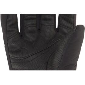Roeckl Kids Alba Ski Gloves black/ocean